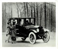 ESSEX 1920 SEDAN WOMEN PILOT  AUTOMOBILE   25.5*20.5cm USA MOTOR CARS COCHES Bryan Goodman Collection - Cars