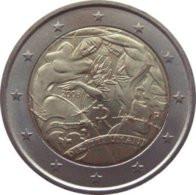 """2 Euro Commemorativo Italia 2008 -  """"60° Anniv. Dichiarazione Universale Dei Diritti Dell'uomo"""" - Italy"""