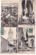 LOT/////062...........30 CPA ALGER - 5 - 99 Postcards