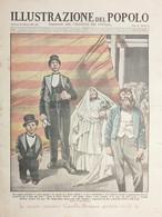 Gazzetta - Illustrazione Del Popolo N. 8 - Almiro Crema E Teresina Alforno 1931 - Altri