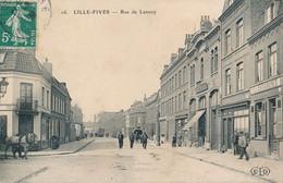 Lille ELD Grand Logo Fives 16  Rue De Lannoy Rzre TBE - Lille