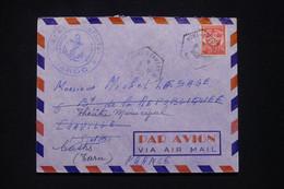 MAROC - Enveloppe En FM De Port Lyautey Pour La France En 1953, Affranchissement Timbre FM  - L 96023 - Covers & Documents