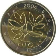 """Finlandia 2004 - 2 € Commemorativi - """"Allargamento Unione Europea"""" - Finland"""