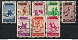 MARRUECOS ** 169/72-174/6-185 En Nuevo Sin Charnela. Cat.3,20 € - Spanish Morocco