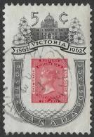 Canada. 1962 Centenary Of Victoria, BC. 5c Used. SG 525 - Gebruikt