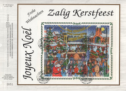 Belgique - CEF N°790 - Joyeux Noel - 1991-2000