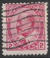 Canada. 1903-12 KEVII. 2c Used. SG 174 - Gebruikt