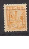 TUNISIE     N°  YVERT  :  172  NEUF AVEC  CHARNIERES      ( CH  2 /33 ) - Unused Stamps