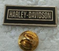 Pin's - Motos - Logo - HARLEY-DAVIDSON - - Motorfietsen