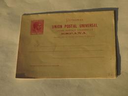 Cuba Unused Postal  Card - Zonder Classificatie