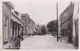 4844358Heerewaarden, Hoogestraat (Begin)(FOTOKAART) (minuscule Vouwen In De Hoeken) - Sonstige