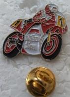 Pin's - Motos - YAMAHA - MARLBORO - - Motorfietsen