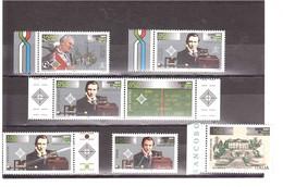 1995 CENTO ANNI DI RADIO - Unused Stamps