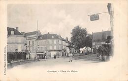 46-GOURDON-N°2154-E/0261 - Gourdon