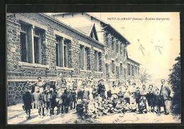 CPA Petit-Clamart, Écoles - Clamart