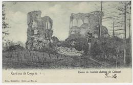 TONGRES : Ruines De L'ancien Château De Colmont - 1903 - Tongeren