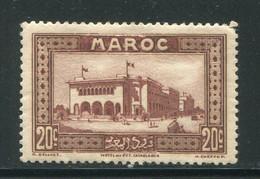 MAROC- Y&T N°134- Neuf Sans Charnière ** - Nuovi