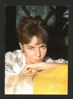 Françoise Arnoul - Carte Postale Collection KORES - Artisti