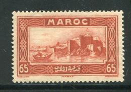 MAROC- Y&T N°140- Neuf Sans Charnière ** - Nuovi