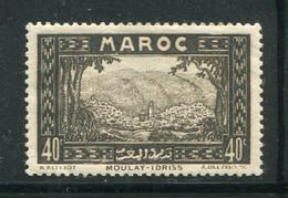 MAROC- Y&T N°137- Neuf Avec Charnière * - Nuovi