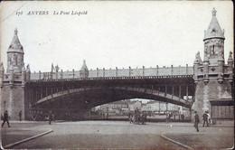 Anvers, Le Pont Léopold - Antwerpen