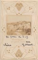 CPA - 64,  ST JEAN DE LUZ, Carte Photo, 1907 - Saint Jean De Luz