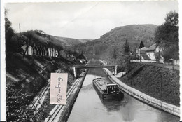 SAVERNE Canal De La Marne Au Rhin ( Péniche) - Saverne