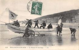 62-BOULOGNE SUR MER-N°2156-E/0197 - Boulogne Sur Mer