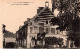 62   Chateau De SAINT-ANDRÉ-WITTERNESSE - Pignon - Famille De Hogendorp - Aire Sur La Lys
