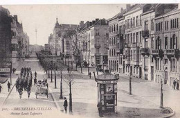 Ixelles - Elsene - Avenue Louis Lepoutre - Pas Circulé - Belle Animation - Défilé - Kiosque - TBE - Ixelles - Elsene