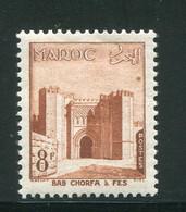 MAROC- Y&T N°351- Neuf Sans Charnière ** - Ongebruikt