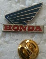 Pin's - Motos - Logo HONDA - - Motorfietsen