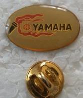 Pin's - Motos - Logo YAMAHA - - Motorfietsen