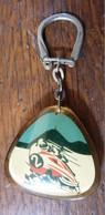 Porte-clé 08  , Championnat Du Monde De Moto 1966 A Charrade ( Clermont-Ferrand ) 63 - Key-rings