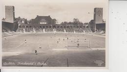STOCKHOLM  -  Fotballsmatch I Stadion  - - Sweden