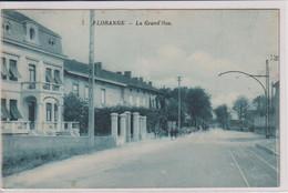 CPA A12 FLORANGE-LA GRAND'RUE- BELLE ANIMATION -classe D'enfants En Promenade ?? Belle Animation - Andere Gemeenten