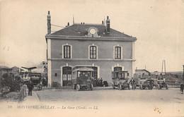 49-MONTREUIL BELLAY-N°2154-G/0057 - Montreuil Bellay
