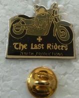 Pin's - Motos - THE LAST RIDERS - ZENITH PRODUCTION - - Motorfietsen