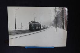 P-41 / Liège. Boulevard Frère Orban - Tram Motrice (photo J.H. Renard) - Liege