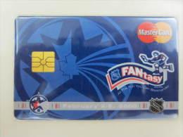 NHL FANtasy Mastercard,2000 - Other