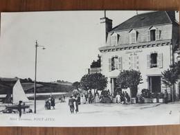 Pont Aven.hôtel Terminus - Pont Aven