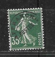France: Préoblitéré N°63 ** 35c Vert - 1893-1947