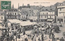 BOLBEC - Le Grand Marché - Bolbec