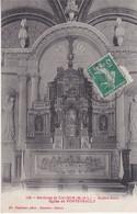 Environs De Saumur Maitre Autel église De Fontevrault éditeur Voelcker N°129 - Autres Communes