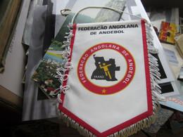 Federacao Angolana De Andebol Flags 13.5x20 Cm - Balonmano