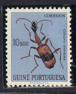 GUINEE PORTUGAISE - Faune, Insectes - Y&T N° 281-290 - MNH - 1963 - Guinea (1958-...)