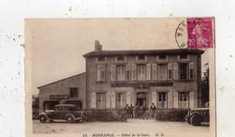 MORHANGE HOTEL DE LA GARE - Morhange