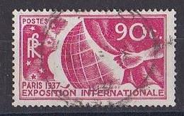 France Y&T  N °   326    Valeur  8.70 Euros - Gebraucht