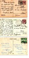 3 PU Postcards Cyprus - Sin Clasificación