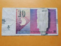 MACEDOINE 10 DENARI 2005 - Macedonia